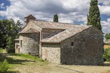 Chiesa di S. Salvatore - Isola Maggiore - Umbria