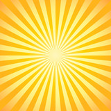 Beautiful abstract starburst background (NO TRANSPARENCY) - 66583278