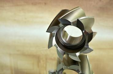 Fräser für Metallbearbeitung Walzenstirnfräser