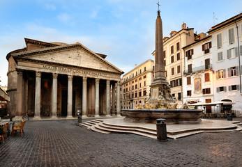 Piazza della Rotonda, Pantheon, Rome