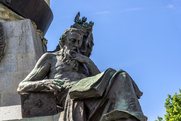 Escultura Profeta