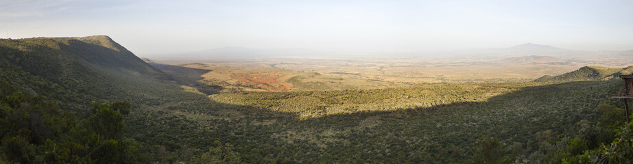 Rift Valley Panorama, Kenya