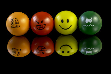 Stress balls that have personality