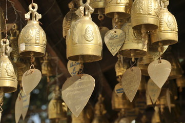 The ring bells
