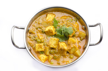 Yummy Paneer Curry with piece