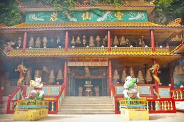 Ling Sen Tong, Temple cave, Ipoh