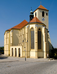 Church of Sts. Jacob in Boskovice