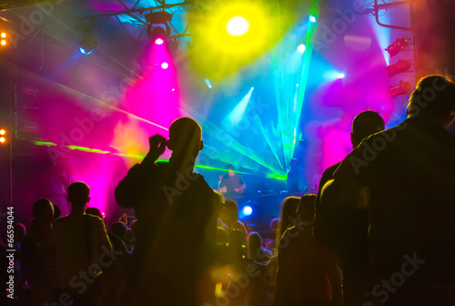 Zdjęcia na płótnie, fototapety, obrazy : nightclub