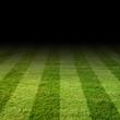 Fussball Spielfeld