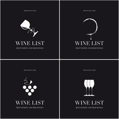 Menu - Lista dei vini