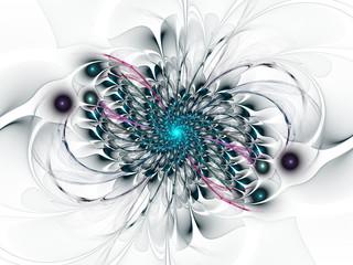 Flourish spiral