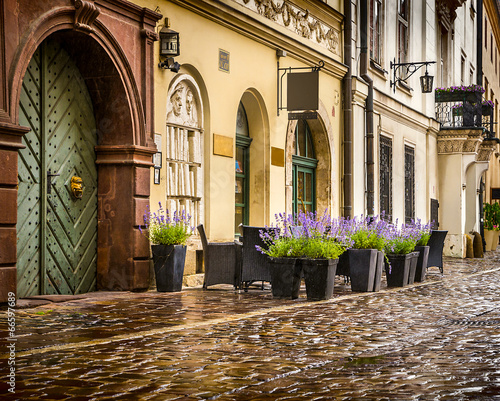 Krakow - Poland's historic center © seqoya