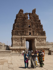 Hampi (India), patrimonio de la Humanidad
