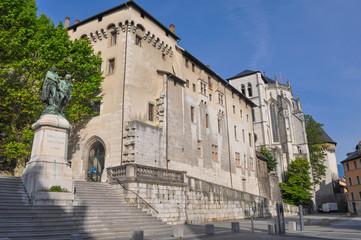 Chambery castle