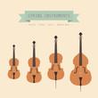 violin family - 66599625