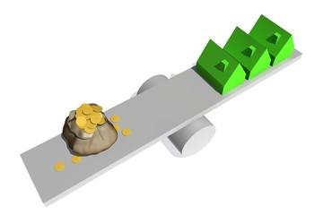 stabilisatie woningmarkt