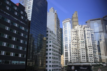 à Hong Kong