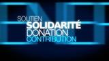 Solidarité dons contribution soutien participatif nuage de mots poster