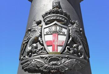 Wappen von Genua