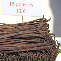 Gousses de Vanille