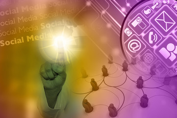 Social Media Brown