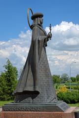 Monument of Saint Sophia of Slutsk, Belarus