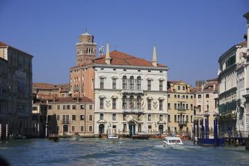 grand canal et palais