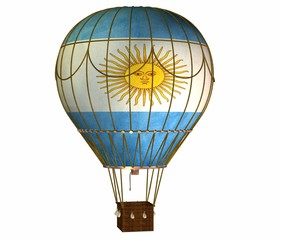 montgolfière argentine