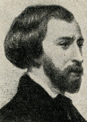 Alfred de Musset, French dramatist, poet and novelist