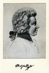 Wolfgang Amadeus Mozart , austrian composer