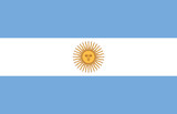 High detailed flag of Argentina - 66616659