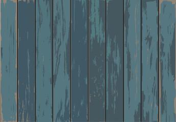 Hintergrund – Holz – blau