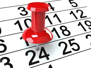 24   Calendar