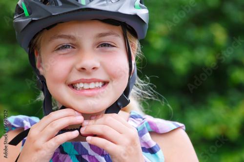 Leinwandbild Motiv cycling
