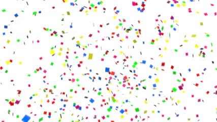 Сolorful confetti
