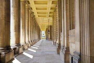 London, Greenwich classic arkhitecture