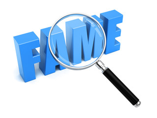 In Search of fame