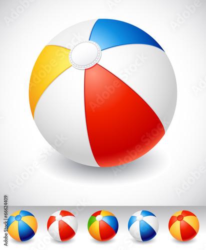 Beach ball - 66624409