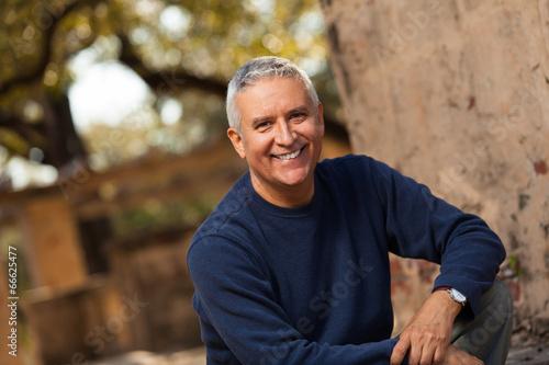 Handsome man Poster