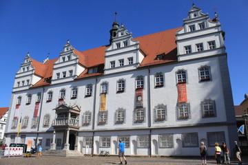 Rathaus der Lutherstadt Wittenberg
