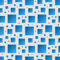 Seamless squares pattern © aleksandrsb