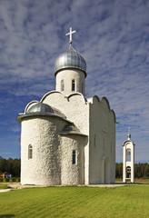 Церковь в Юхнов-граде. Калужская область. Россия