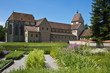 canvas print picture - Insel Reichenau - Klostr in Mittelzell