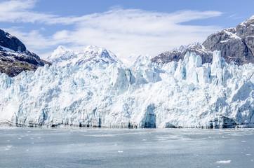 Marguerite Glacier in Alaska