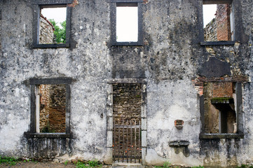 Oradour-sur-Glane, Limousin, France