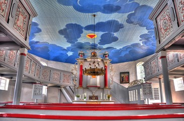 Alte Kirche in Schlepzig