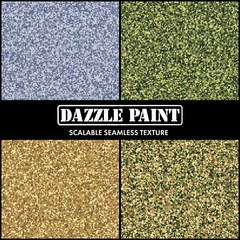 Military dazzle paint. Camouflage. Set.