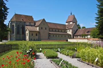 Insel Reichenau - Kloster in Mittelzell 3