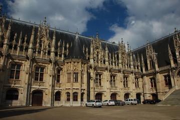Palais de justice de Rouen, Normandie