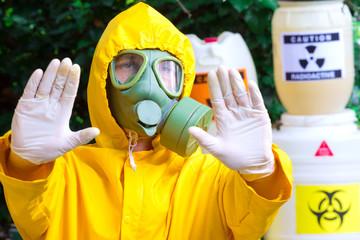 Biohazard Chemist